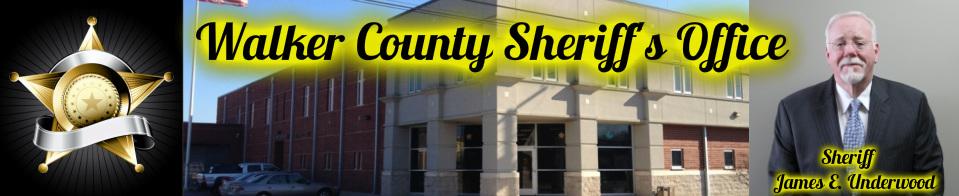 County Jail - Walker County Sheriff's Office - Sheriff James