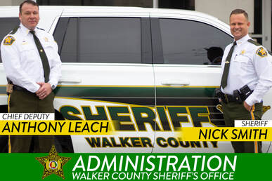 Administration - Walker County Sheriff's Office - Sheriff